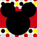 Fondos de MickeyMouse para invitaciones