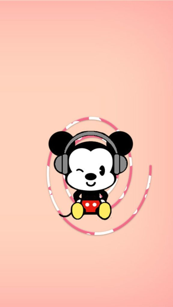 fondos de mickey para iphone 5