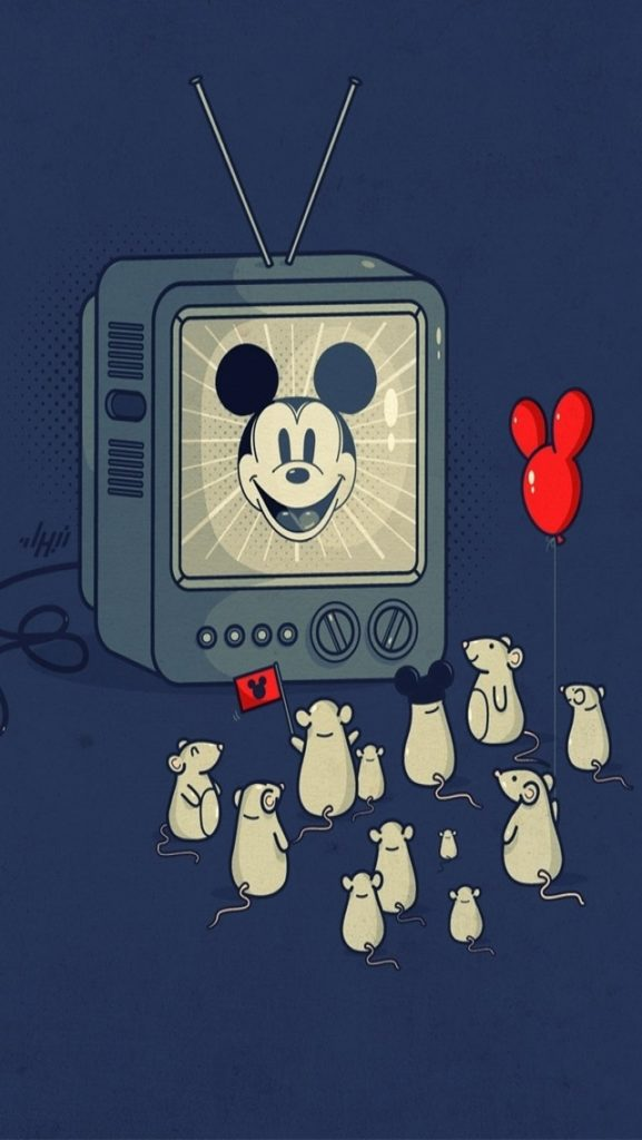 fondos de pantalla de mickey mouse para iphone