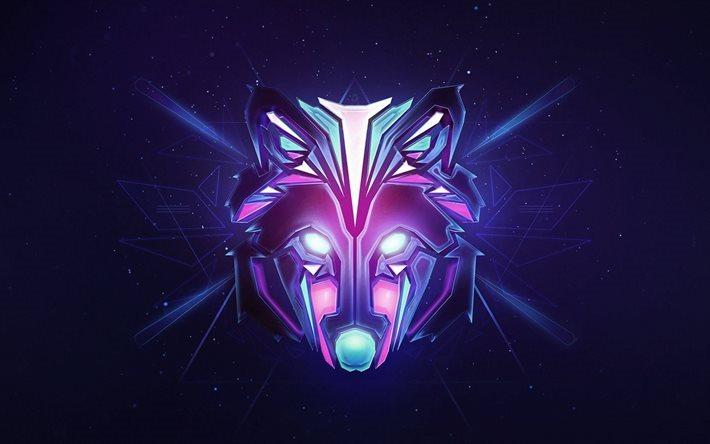 imagenes de lobos para fondo de pantalla de celular