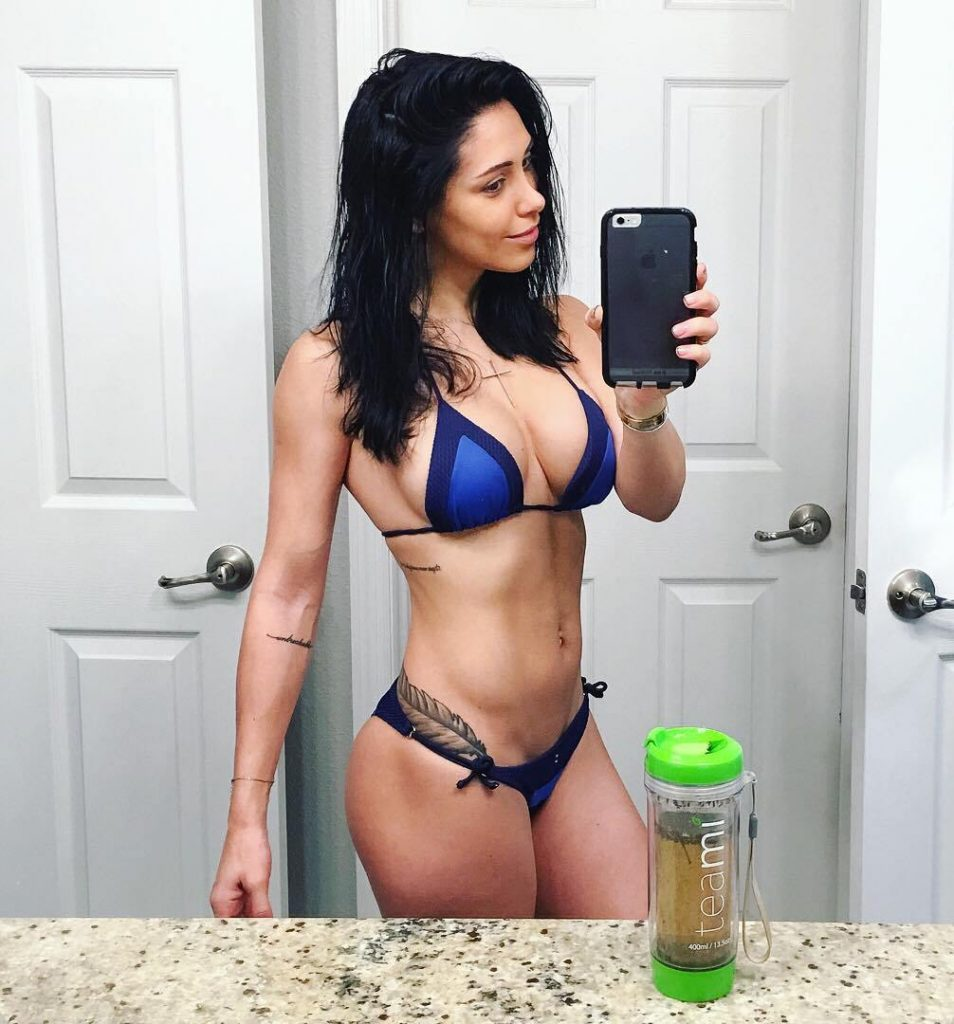 bella falconi tattoo