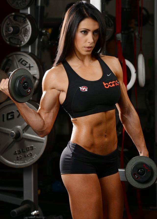 bella falconi fitness