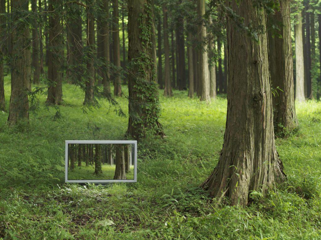 Pasos para averiguar el tamaño de fondo de pantalla con Macintosh