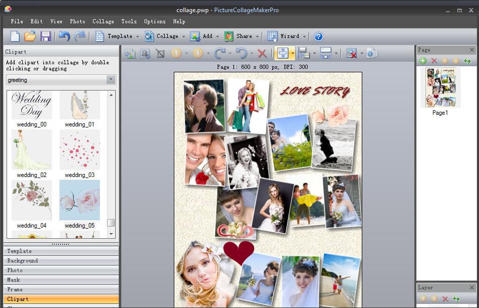 Cómo hacer un collage de imágenes