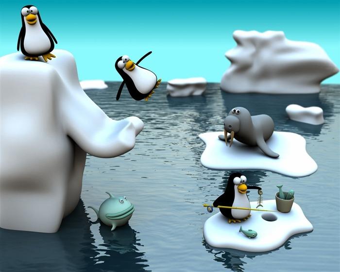 fondos de pantalla en 3d animados gratis