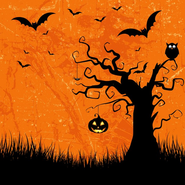 Fondos de Halloween png