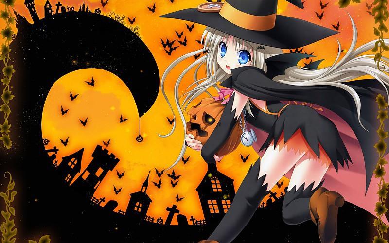 fondos animados de halloween para pc