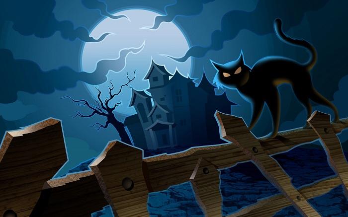 fondos animados de halloween para windows 7