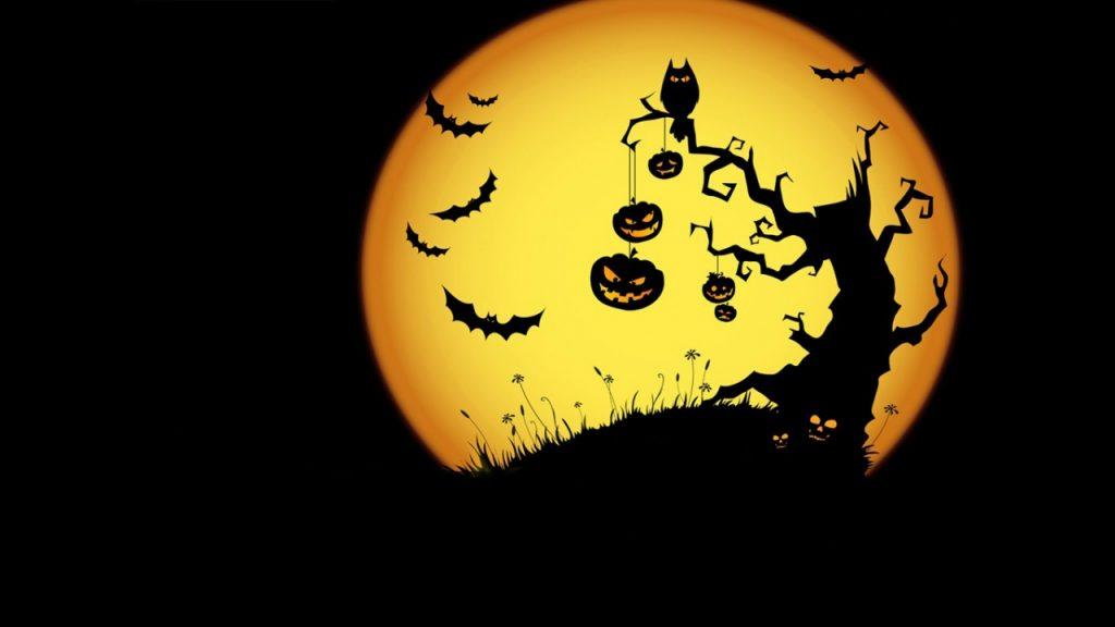 fondos de halloween en hd