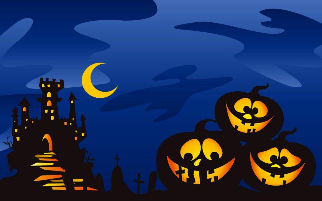 descargar fondos de pantalla animados de halloween
