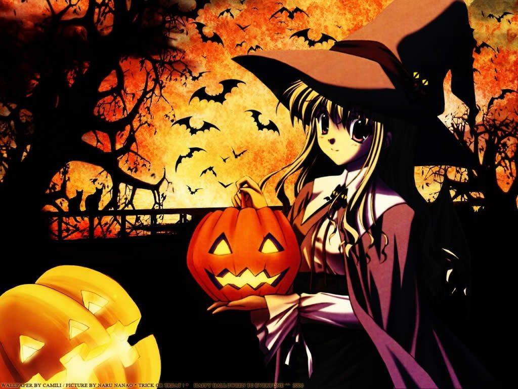fondos de pantalla animados de halloween con movimiento
