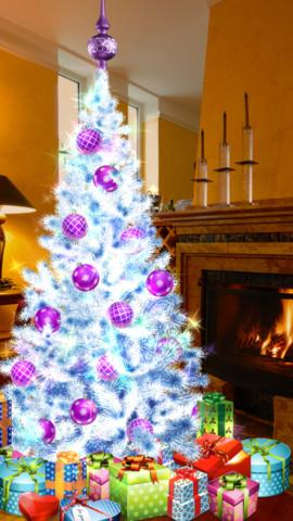 fondos animados navideños