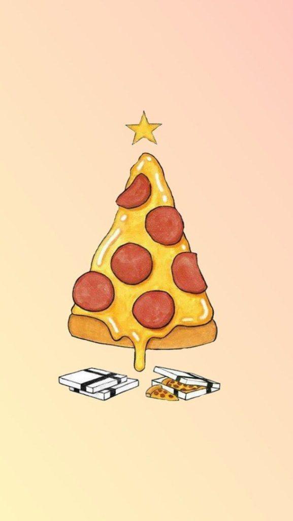 fondos de navidad caricaturas