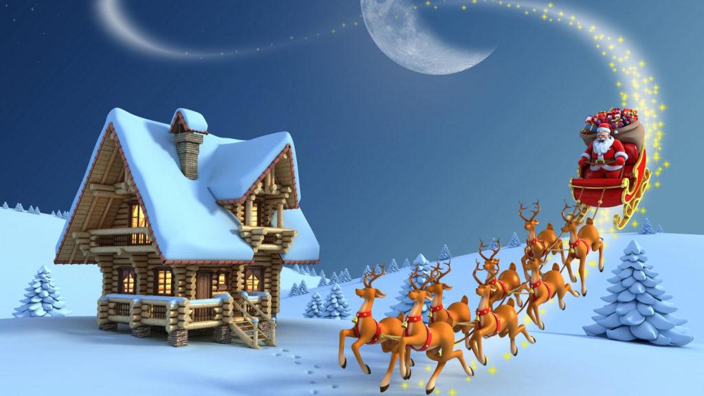 fondos de pantalla navideños animados para pc