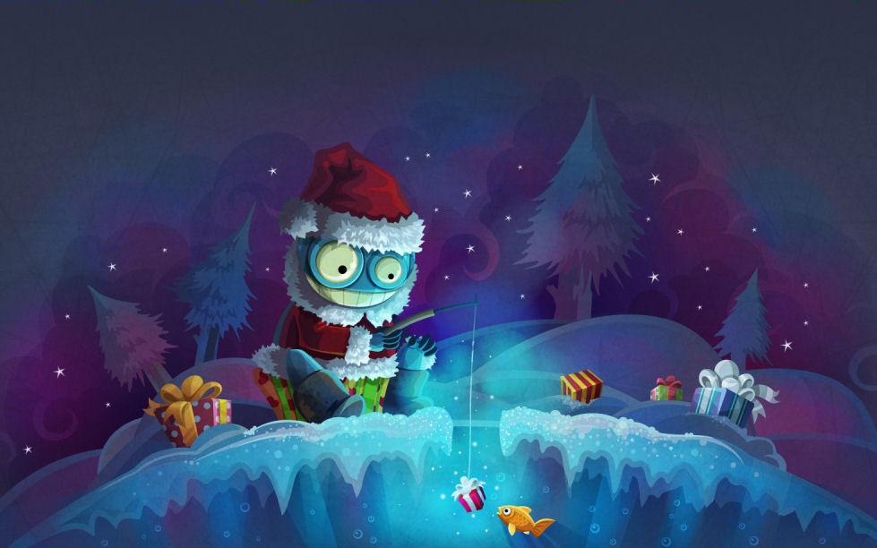 Fondos Navidad Animados: Fondos Navidad Animados Gratis