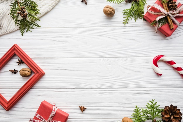 fondos para blogger elegantes de navidad
