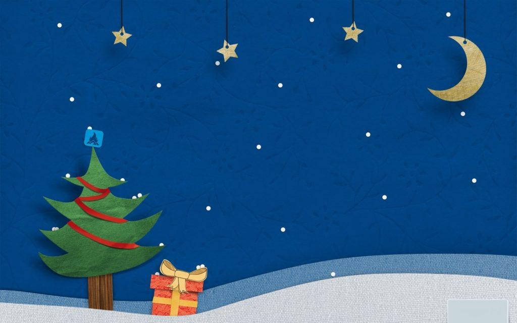 fondos animados navidad android