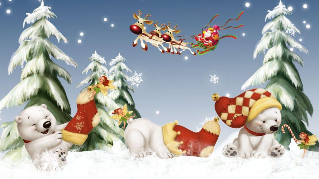 fondos de navidad animados con movimiento