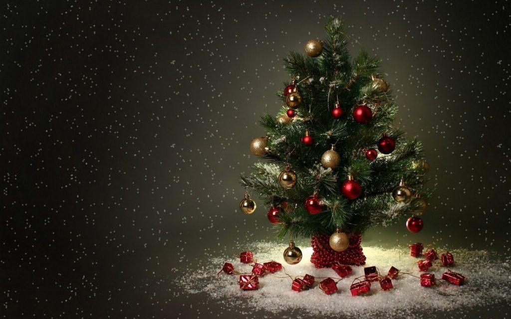 fondos de pantalla de navidad 3d gratis