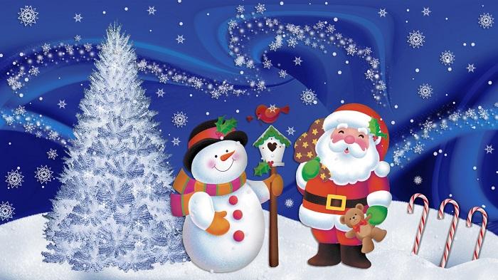 fondos de pantalla navideños animados 3d gratis