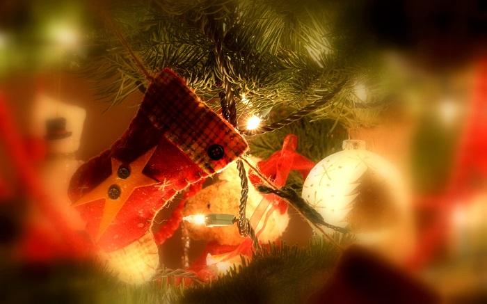 fondos de navidad para pc en 3d