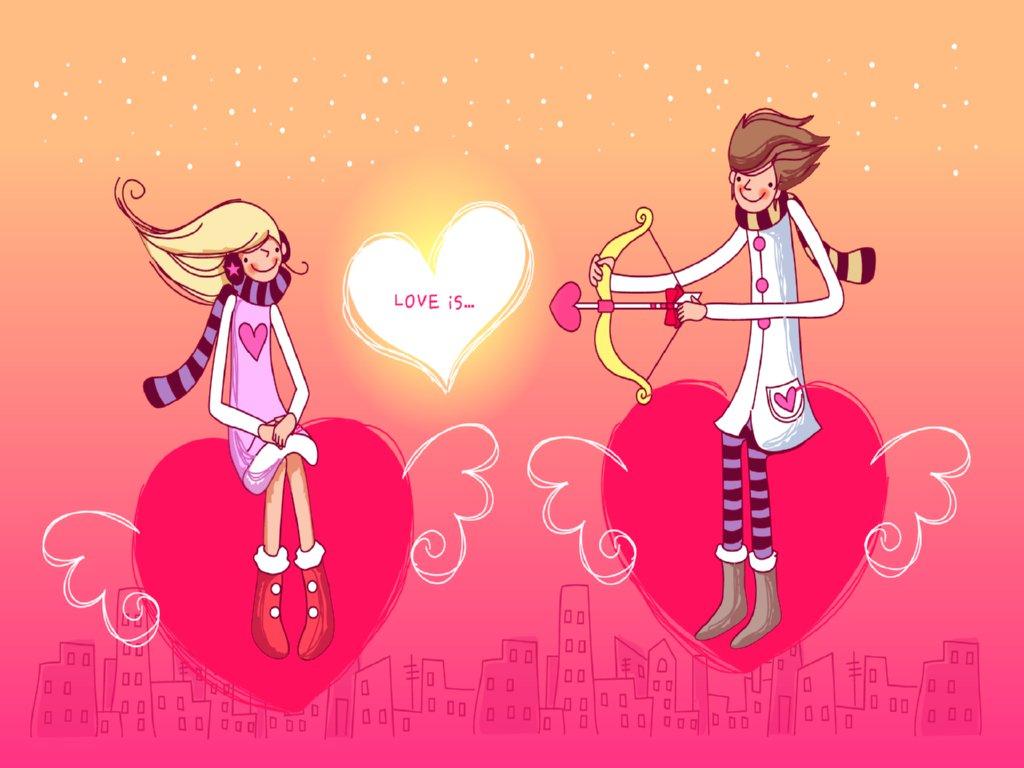 Fondos De Pantalla Animados De San Valentín