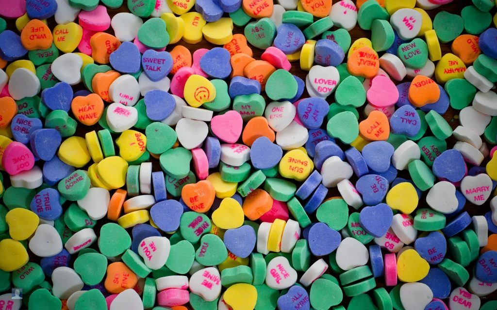sweets, candy, valentines day, heart