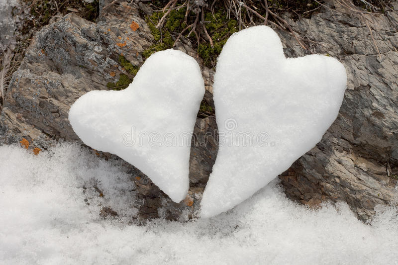 watch heart snow star