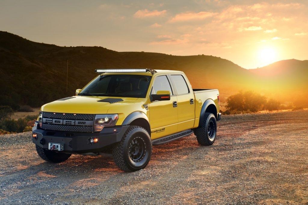 ford f 150 and raptor