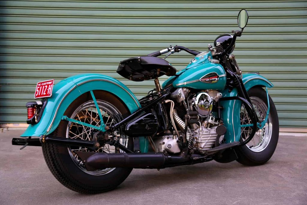 harley davidson knucklehead a vendre