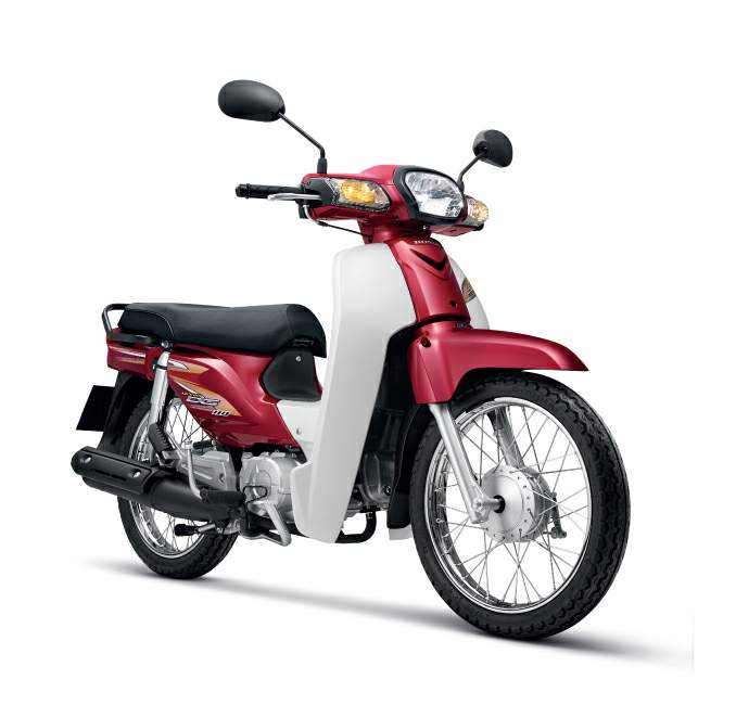 honda super cub automatic