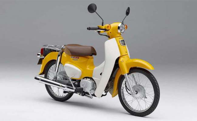 onda super cub alternative