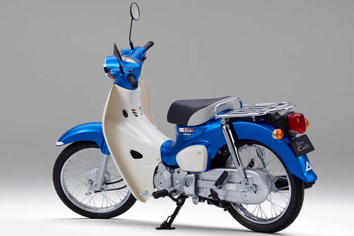 honda super cub aftermarket parts