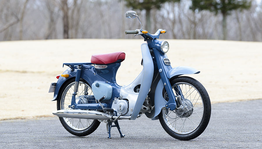 honda super cub accessories