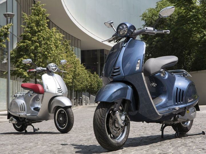 what is a vespa piaggio
