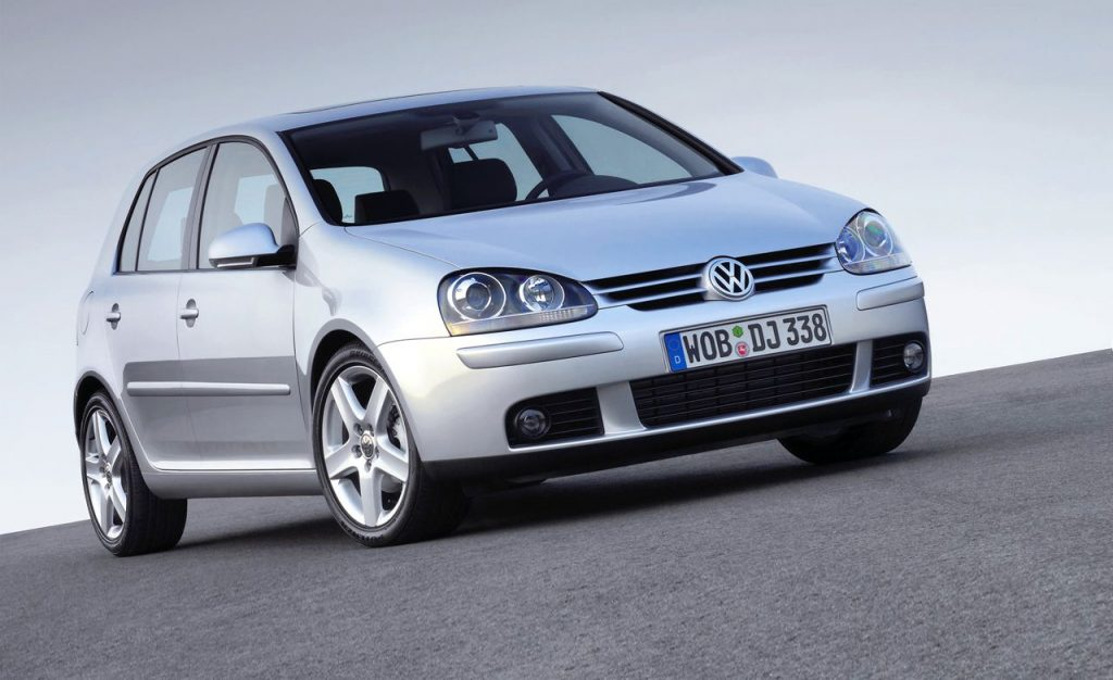 volkswagen golf a3