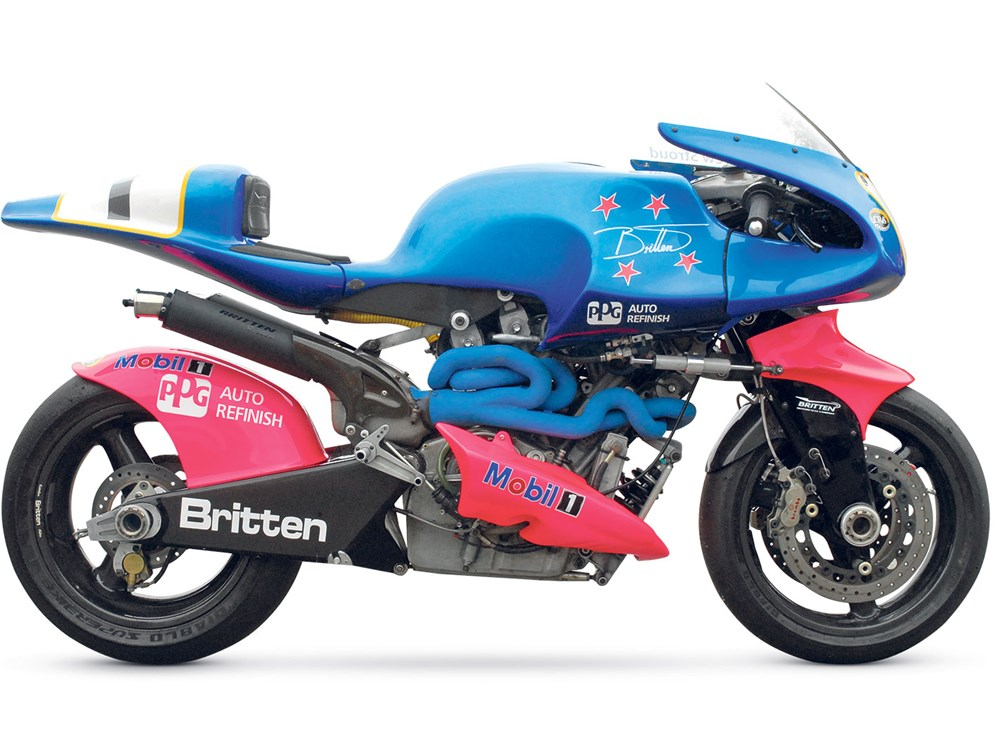 britten v1000 model for sale