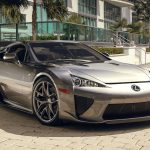 lexus lfa for sale