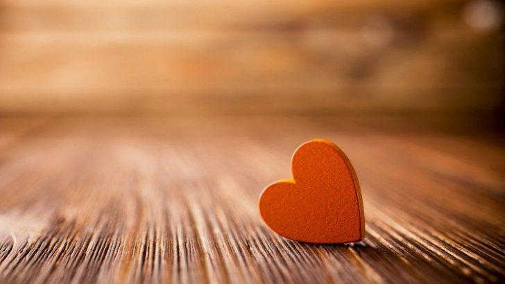 heart macro text