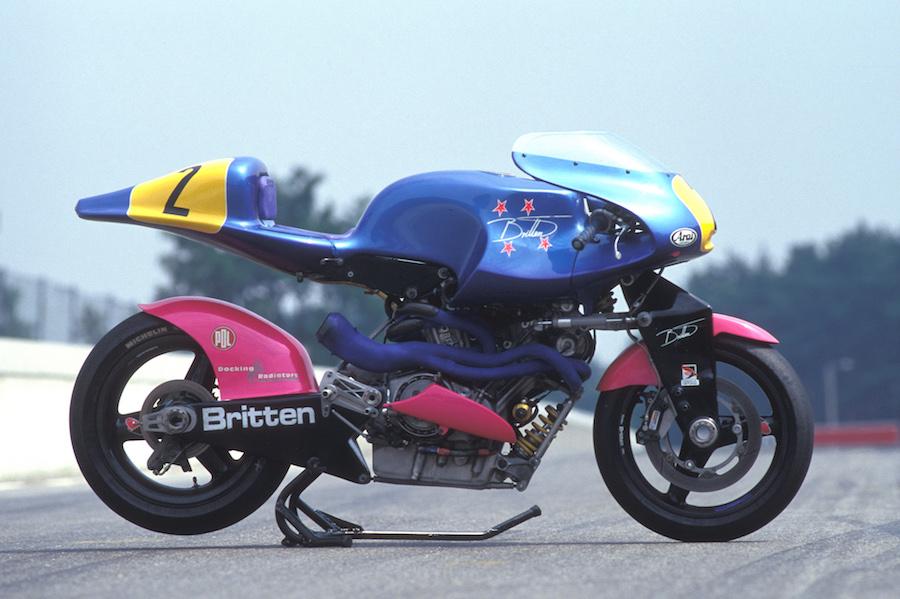britten v1000 model kit