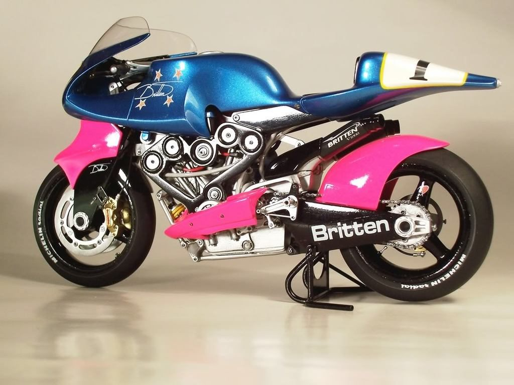britten v1000 model kit for sale