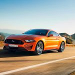 ford mustang gt amarillo