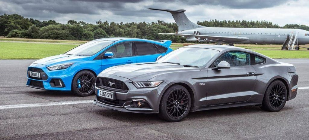 ford mustang gt americano