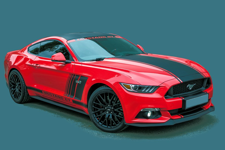 ford mustang gt argentina