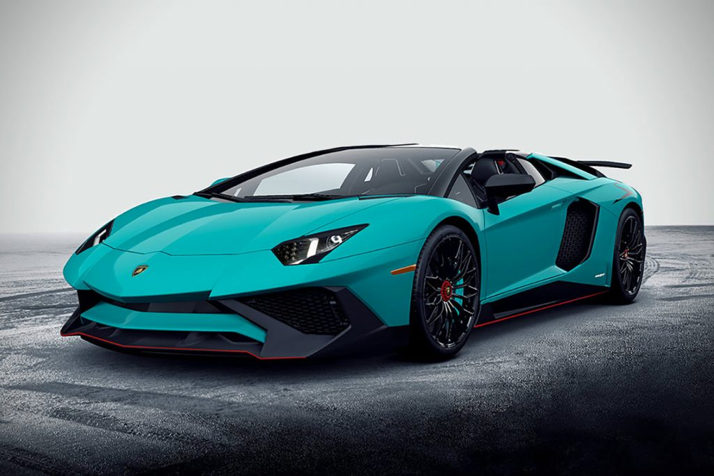 lamborghini aventador lp 750-4 superveloce car and driver