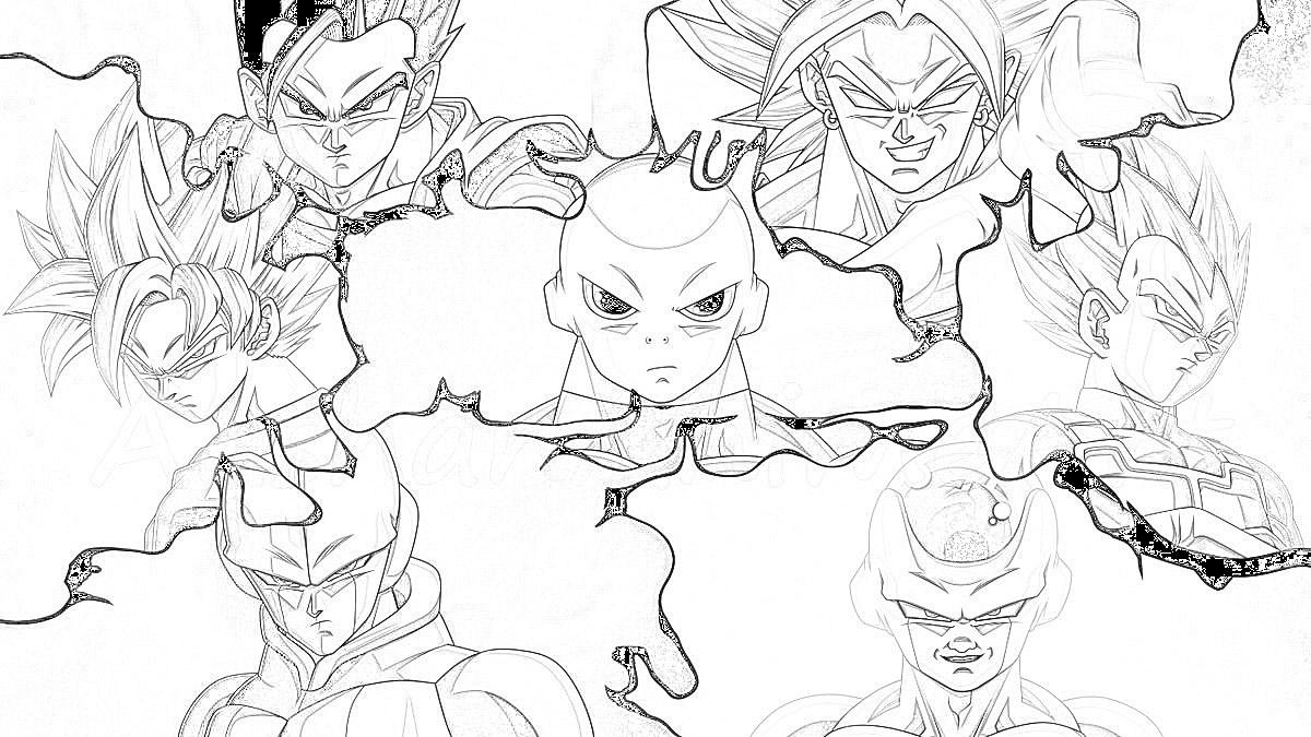 ▷ Dragon Ball Super: Imágenes y Fondos de Pantalla ¡Mega Galería ...