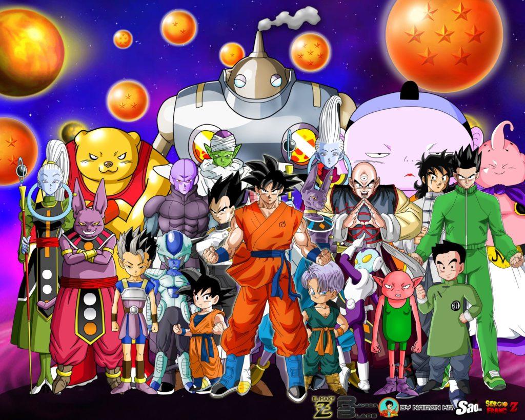 imagenes de dragon ball super anime