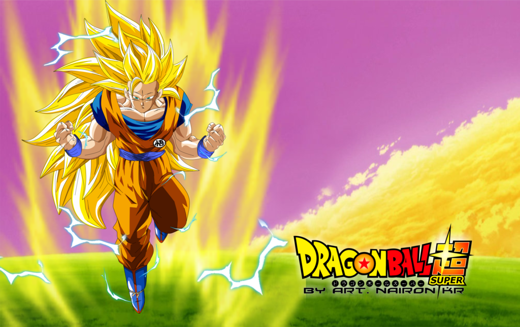 fondo de pantalla dragon ball super animado