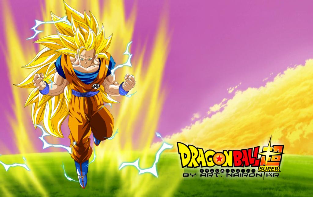 fondo de pantalla dragon ball super animado
