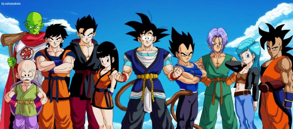 imagenes de dragon ball super af